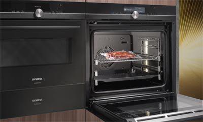 Siemens Kühlschrank Abstand Zur Wand : Siemens die neue studioline reihe im blacksteel design küche